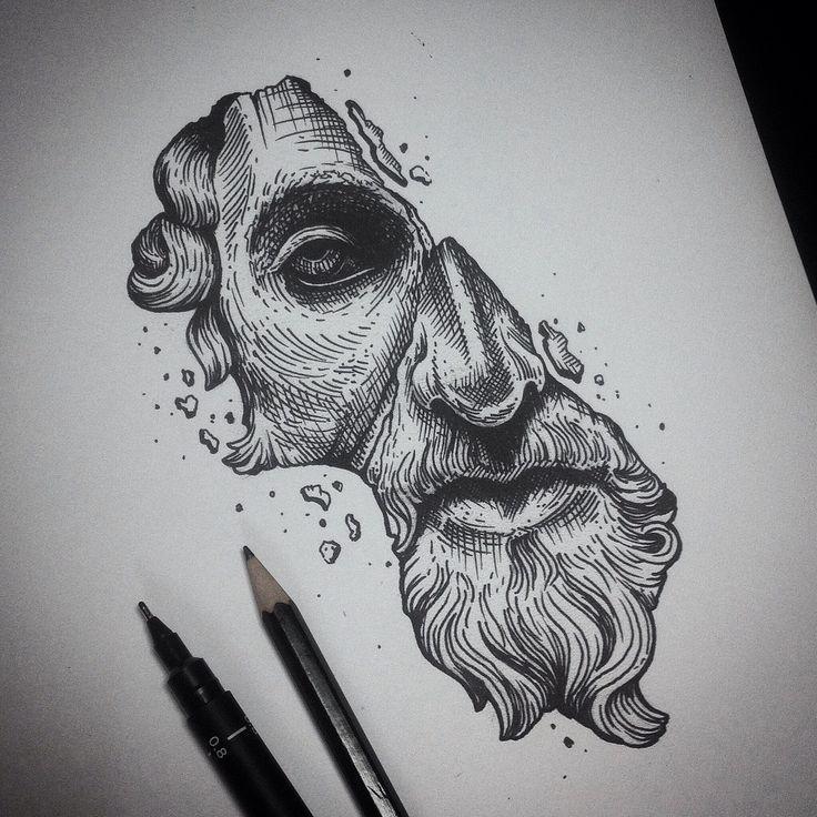 Resultado De Imagen De Zeus Tattoo Desenho Tatuagem Desenhos Para Tatuagem Ideias De Tatuagens