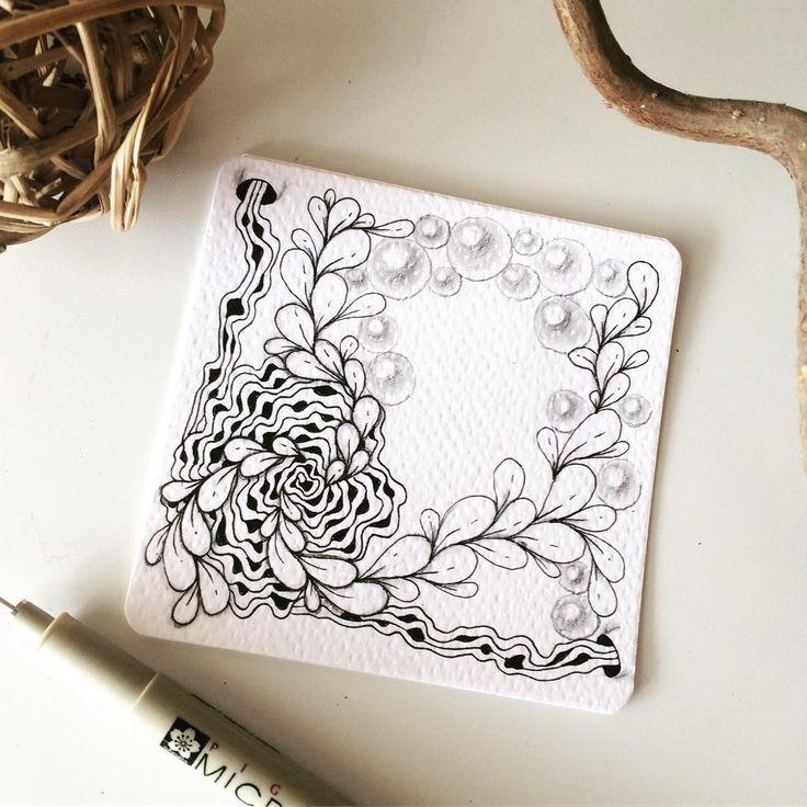 Плитка, на которой нарисован один узор, называется ...