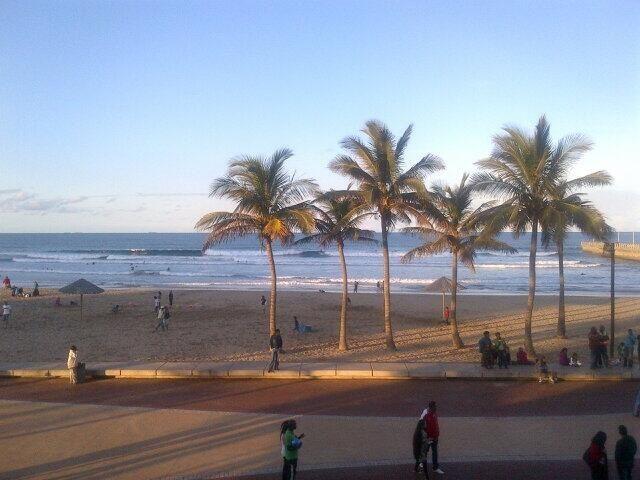 Durban, South Africa. Most beautiful beach