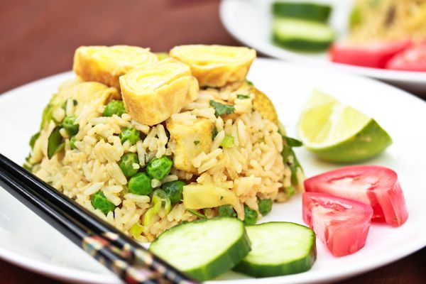 A Spicy Perspective Classic Thai Fried Rice » A Spicy Perspective