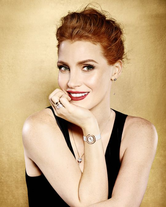 mac makeup looks wedding. jessica chastain stars in piaget jewelry 2016 campaign mac makeup looks wedding