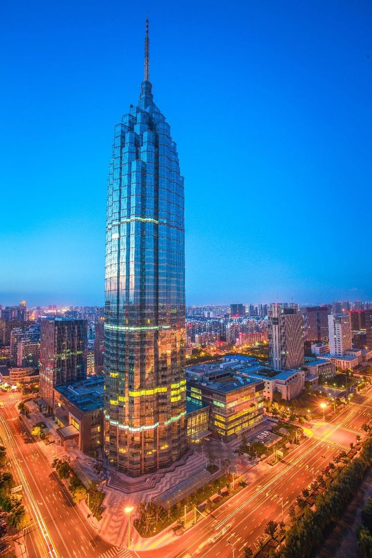 Changzhou Marriott Hotel in China