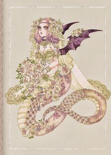 El lolita y las artes: Sakizou.
