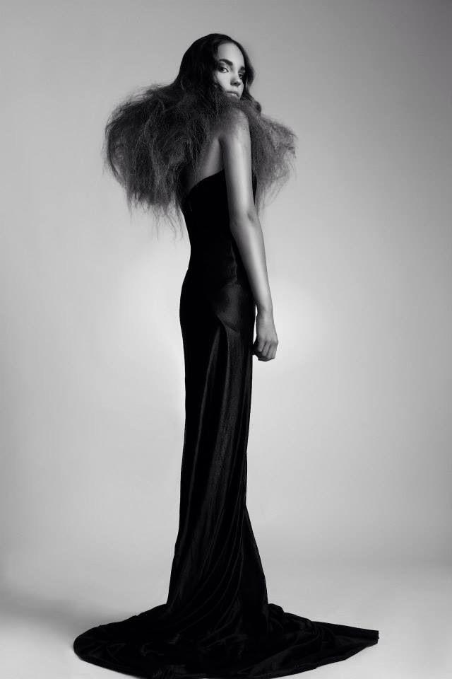 Avant garde hair volume hair