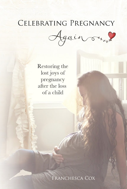 Celebrating Pregnancy Again - a book to encourage a bereaved mother experiencing pregnancy again, and help her embrace the bittersweet journey.