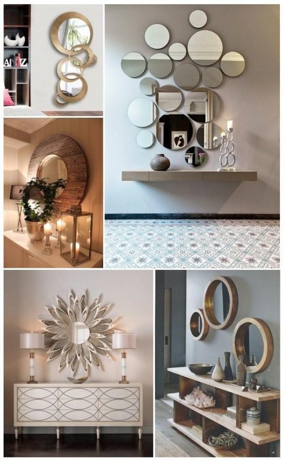 Las 25 mejores ideas sobre espejos baratos en pinterest for Espejo horizontal salon
