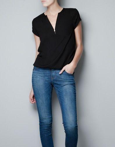 zara woman shirts - Google Search