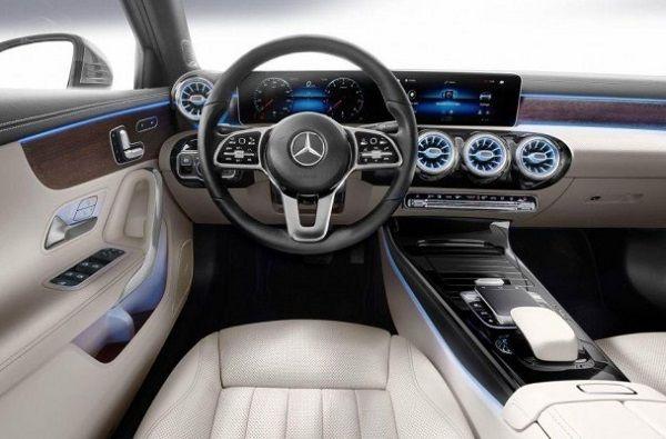 Mercedes Benz Clase A Sedán 2019 Mercedes Benz Clase A Mercedes Clase A Sedán