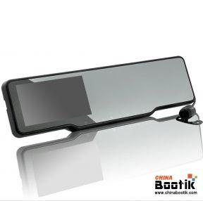 Car Bluetooth Rearview Mirror Kit - GPS, Radar Detector, Dashcam, Parking Camera #GPS #car #parking camera