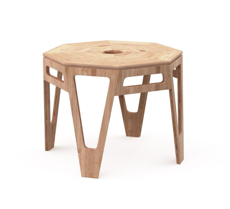 25 best ideas about octagon table on pinterest octagon for Octagon coffee table plans