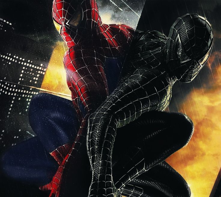 Spiderman Good vs. Evil