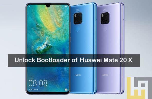 Huawei Mate 20 X unlock bootloader | Huawei in 2019 | Huawei