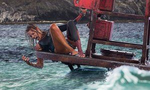 The Shallows review – compelling shark attack thriller | Film | The Guardian