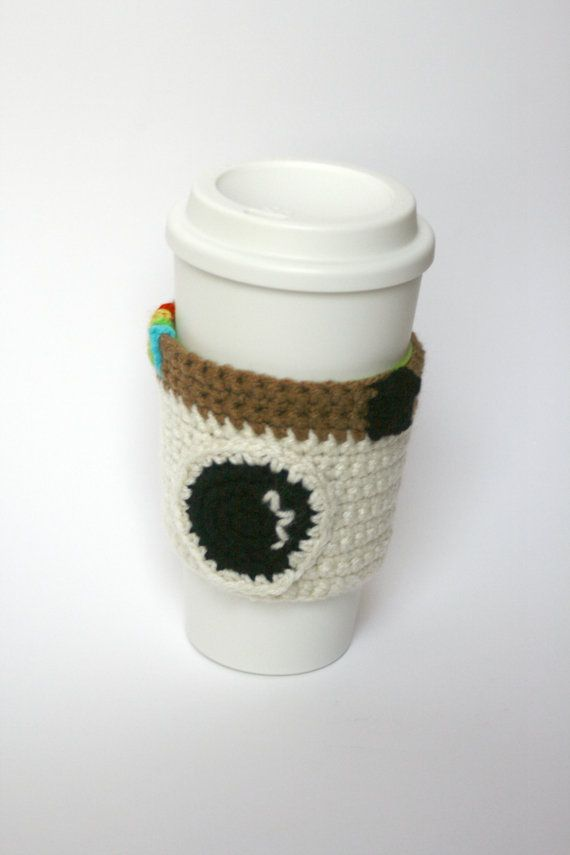 Instagram Inspired Makeup Tutorial For My Ig Baddies: Instagram Inspired Coffee Cozy Coffee Sleeve.