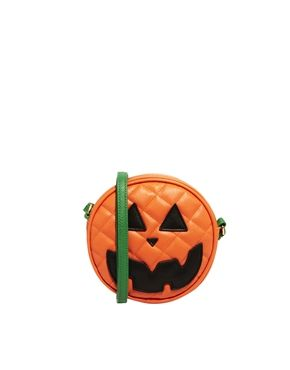 ASOS Pumpkin Across Body Bag