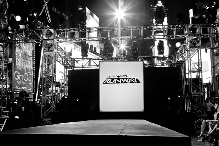 Project Runway in Times Square (season 10)