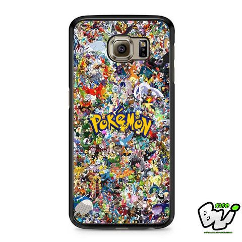 All Character Of Pokemon Samsung Galaxy S7 Case