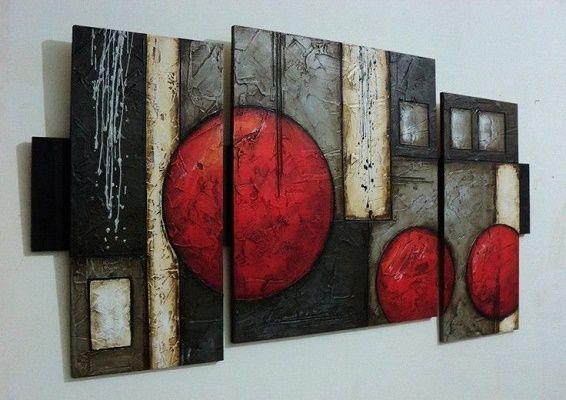cuadros-abstractos-tripticos-muy-hermosos.jpg (566×400)