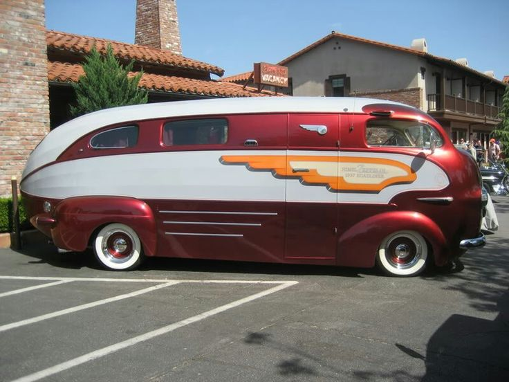 Chris Craft - Himsl Zeppelin 1937 Roadliner