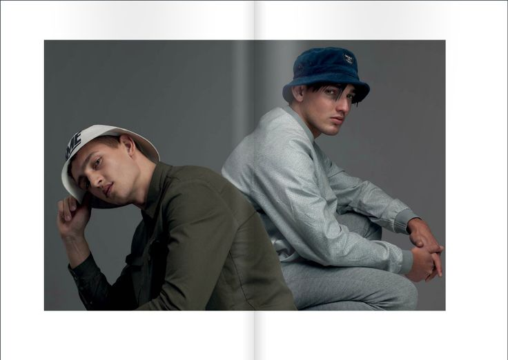 Rascals' featured in RWD Magazine Editorial Just A Norm styled by Kyran Low.