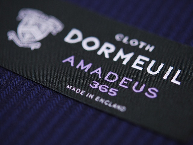 Dormeuil has created Tropical Amadeus, a tropical version of its signature creation, Amadeus. An easy-wear , Super 100s extra fine wool canvas that holds up in even the warmest climates. Its weave allows for unstructured suits of great allure and superbe fall, even when unlined.