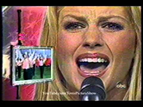 FAITH HILL - NATIONAL ANTHEM - THE GOLD STANDARD