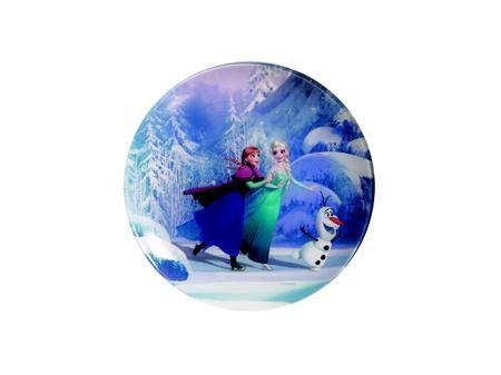 тарелка LUMINARC Дисней Холодное сердце 20см стекло  — 389р. --- /Холодное сердце/ 20см, стекло