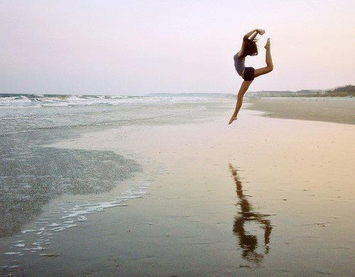 Dance is what I live for..