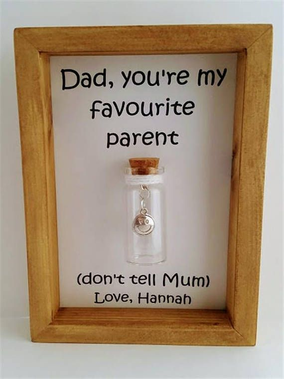 Funny Gift For Dad Personalised Dad Gift Unique Dad Gifts Fathers