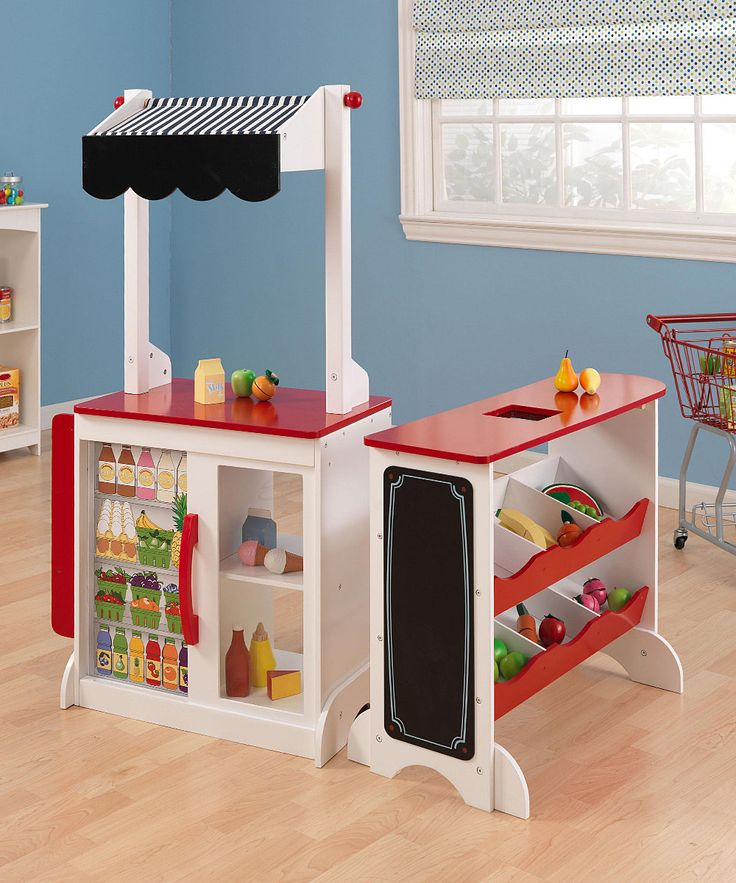 Grocery Store Play Set | Daily deals for moms, babies and kids