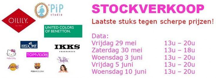 Stockverkoop Oilily, Pip Studio, Herome en andere leuke merken -- Heusden-Zolder -- 29/05-10/06
