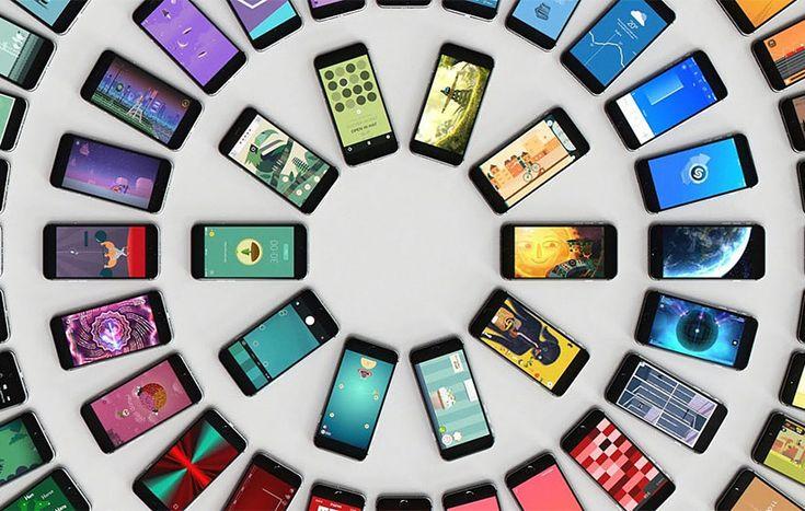 در خرید تلفن هوشمند به صفحه نمایش حافظه سیستم عامل