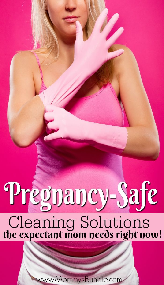 Pregnancy-Safe cleaning products and hacks to keep mom and baby safe from harmful chemicals! Includes non-toxic, all-natural solutions new moms need.
