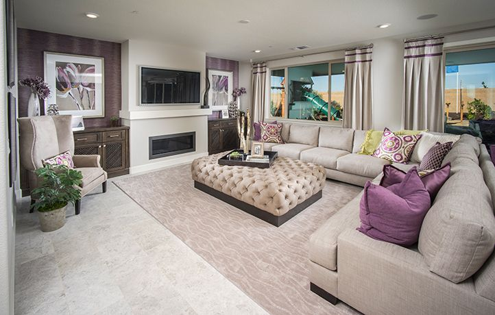 Would This Living SPACE Be The Perfect PLACE To Entertain Friends And  Family?! Available