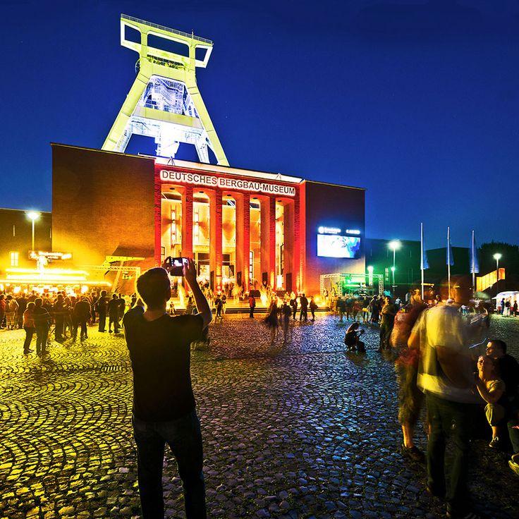 Deutsches Bergbau-Museum Bochum                          Most-Greatest View:)