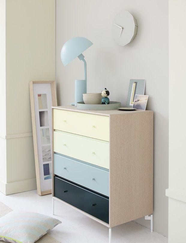 Einrichten: Wohnen mit Pastelltönen - elegant und leicht - BRIGITTE