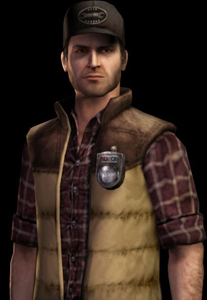 travis-grady- silent hill origins