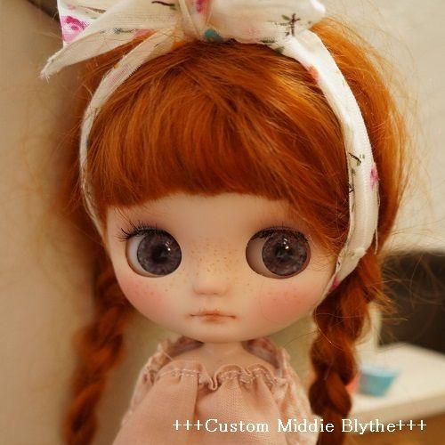 *** Custom Middie Blythe ***
