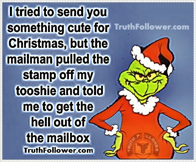 I Tried To Send You Something Cute For Christmas Funny QUote christmas the grinch christmas quotes christmas humor funny christmas quotes quotes for christmas christmas image quotes christmas quotes for friends christmas quotes for family the grinch quotes
