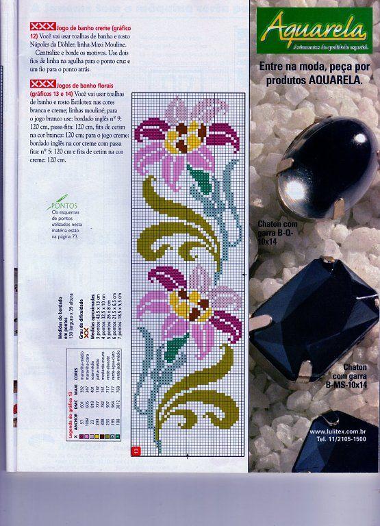 SOLO TOALLAS Y CENEFAS (pág. 8) | Aprender manualidades es facilisimo.com