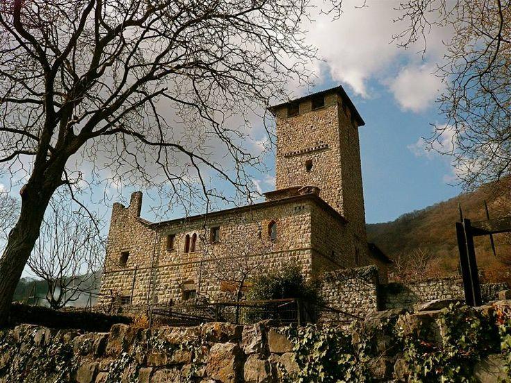 528  Castello di Bianzano, Bergamo, Lombardia, foto di Augusto Ripamonti