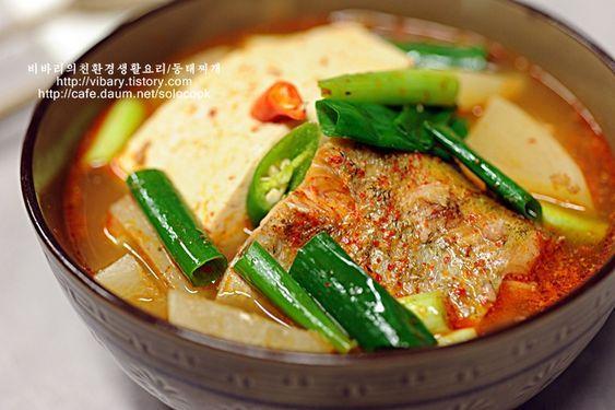 동태찌개 얼큰 시원하게 끓이는 비법 5가지 – 레시피   Daum 요리