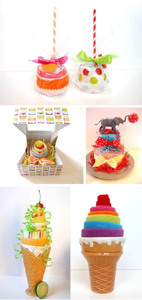 Regalo creativo para recién nacidos