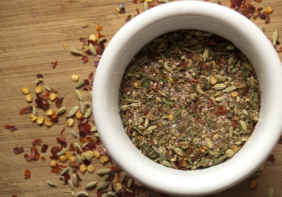 """Italian Sausage Seasoning from Melissa Joulwan's """"Well Fed"""" cookbook #spices #paleo #whole30"""