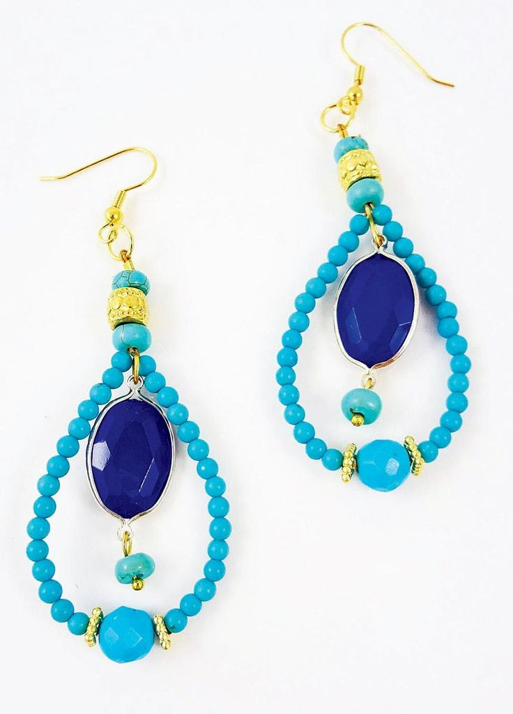 Nefertiti Earrings: Beautiful Earrings, Jewelry Crafts, Diy Nefertiti, Nefertiti Earrings, Hoop Earrings, Diy Jewelry, Earrings Patterns, Jewelry Diy, Jewelry Earrings