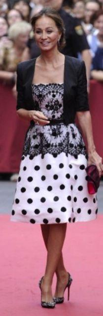 El estilismo en la boda de María Colonques | Estilista de moda Cristina Reyes