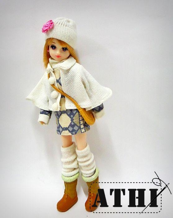 #Licca Chan : Winter Look#1