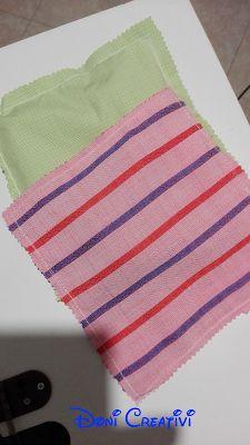 Doni Creativi: Mini cuscini caldi al riso