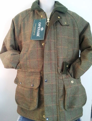 Tweed Hunting Coat - JacketIn