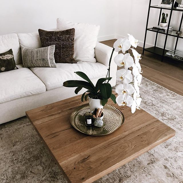 Minimal Coffee Table Home Style Minimalist Living Room Design